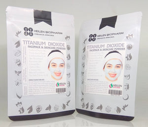 Titanium Dioxide Powder for Suncreen, Acne, Pimple, Skin soothening & Skin Care