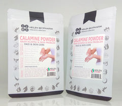Calamine Powder - Rash, Eczema, Skin Problems & Disease