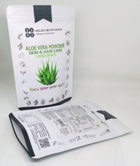Aloe Vera Powder - 100% Pure & Ayurvedic Skin & Hair Care