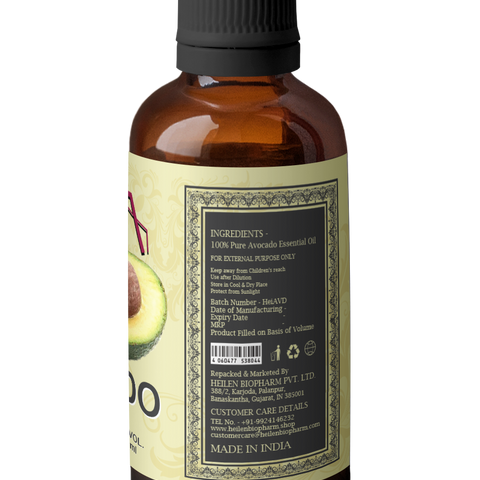 Avocado Essential Oil (Persea Americana)