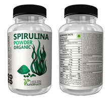 Load image into Gallery viewer, Organic Spirulina Powder & Capsules