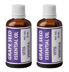 Grape Seed Essential Oil (Vitis Vinifera)