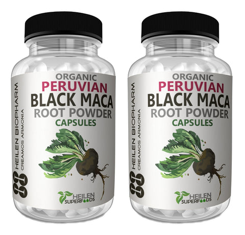 Premium Peruvian Raw Organic  Maca Root Powder