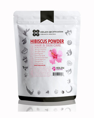 Hibiscus Powder for Face Pack & Hair Care