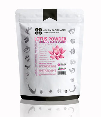 Lotus Petal Powder for DIY Face Packs