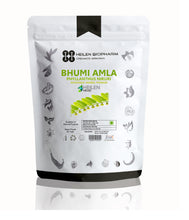 Load image into Gallery viewer, Bhoomi /Bhumi Amla Powder (Phyllanthus Niruri) Promote Digestion, No side Effect