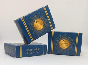 Anti-Dark Circle/Anti-Pigmentation Specialist Soap - Lemon Peel, Green Tea, Aloe Vera, Rose Petal, Moringa Leaves, Milk & Honey