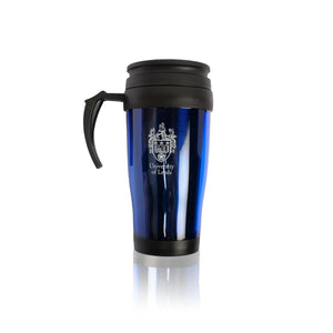 University of Leeds travel mug