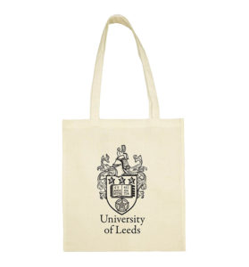 University of Leeds Tote Bag