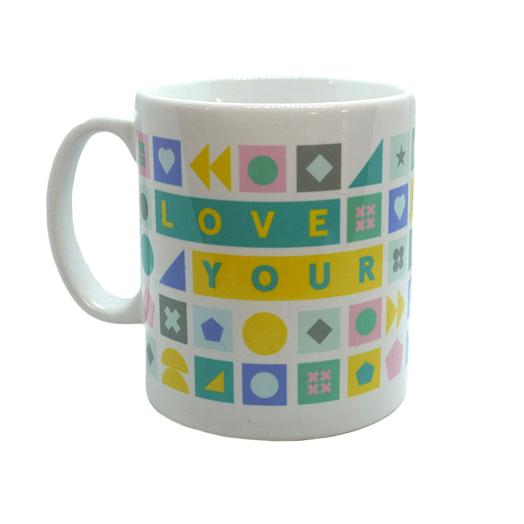 Love Your Time At Leeds mug