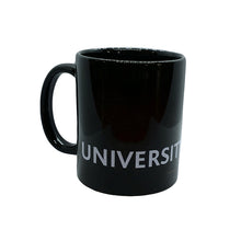 Load image into Gallery viewer, Black University of Leeds mug