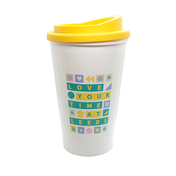 Love Your Time At Leeds Travel Mug
