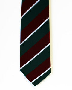 University of Leeds silk tie