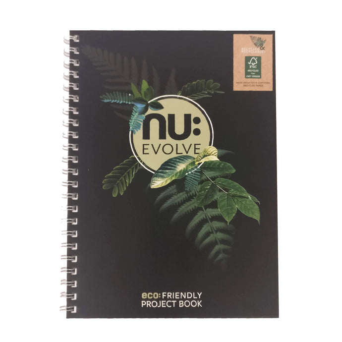 A5 Evolve Wiro Notebook