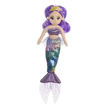 "Load image into Gallery viewer, 10"" SEA SPARKLES MERMAID"