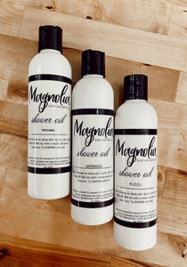 MAGNOLIA SHOWER OIL