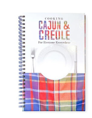GUMBO & CAJUN-CREOLE COOKBOOKS