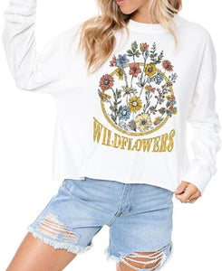 WILDFLOWERS GRAPHIC