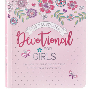 The Illustrated Devotional For Girls