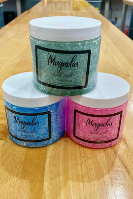 MAGNOLIA BATH SALTS