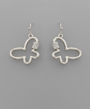 Load image into Gallery viewer, CARABINER EARRINGS