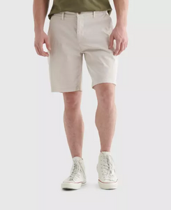 STRETCH FLAT FRONT SHORT