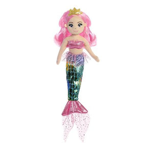"10"" SEA SPARKLES MERMAID"