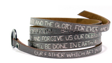 Load image into Gallery viewer, WRAP AROUND VERSE BRACELET