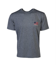 Load image into Gallery viewer, PERFORMANCE USA TEE