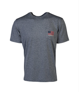 PERFORMANCE USA TEE