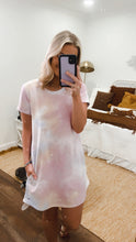 Load image into Gallery viewer, WATERCOLOR DRESS