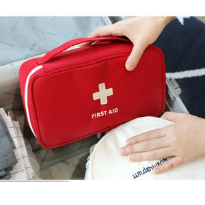Portable First Aid Emergency Medical Kit Survival Bag