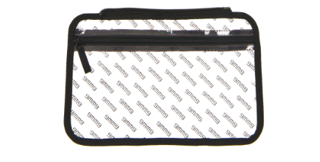 EMME Pouch - Clear TSA Compliant Removable Pouch