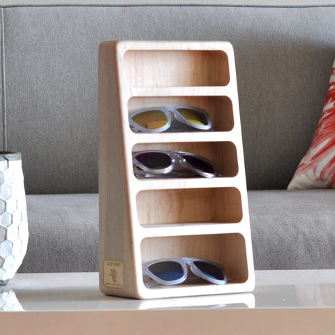 5-Pocket Glasses Stand