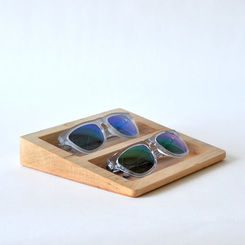 Double Glasses Tray