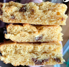 Chewy Blondie Mix - low carb, keto, gluten free, sugar free - Kawaii Treats and Eats