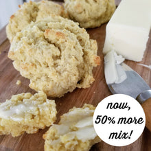 Drop Biscuit and Scone Mix - low carb, keto, gluten free, sugar free