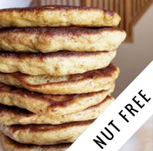NUT FREE Fluffy Pancake Mix - low carb, keto, sugar free, gluten free