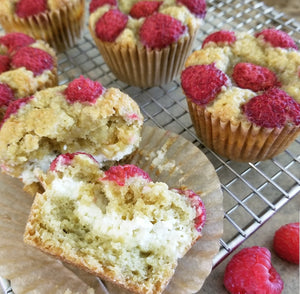 Bakery Style Muffin Base Mix - low carb, keto, gluten free, sugar free