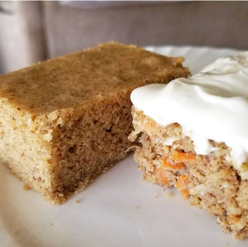 Spice Cake Mix & Carrot Cake base - low carb, keto, gluten free, sugar free