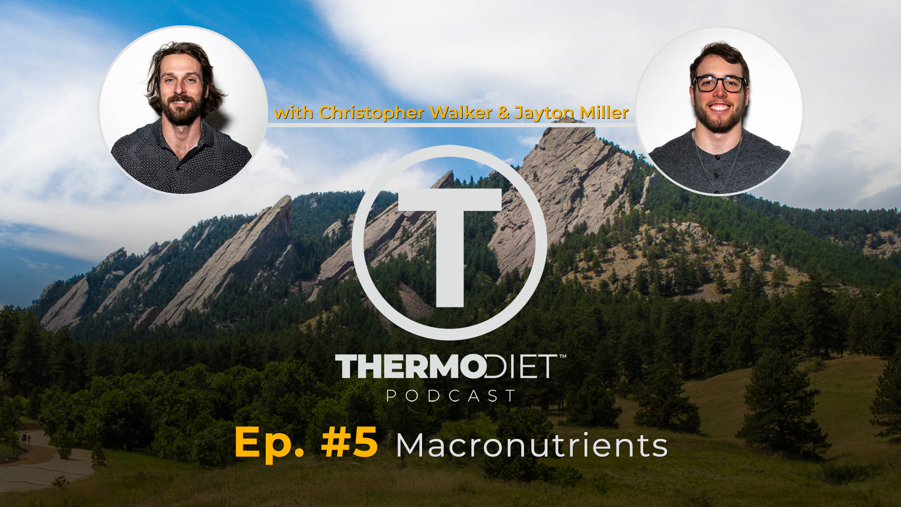 Macronutrients On The Thermo Diet - Podcast Episode 5