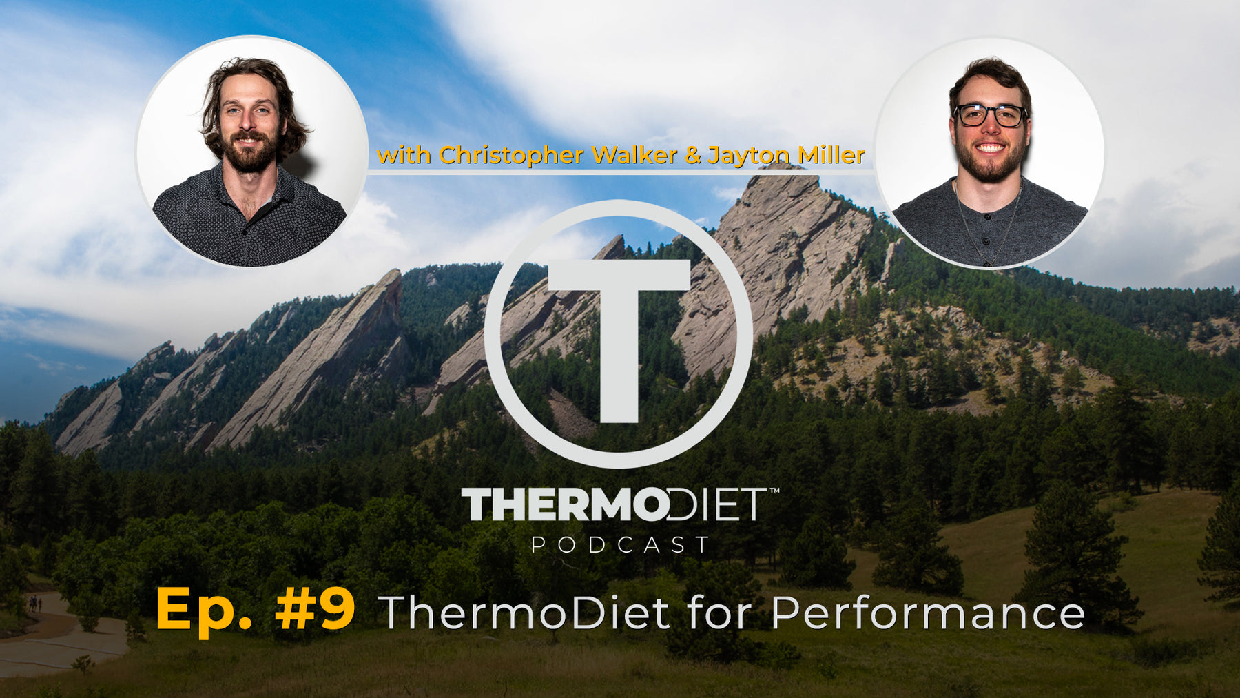 Thermo Diet Podcast Episode 9 - Thermo Diet For Performance