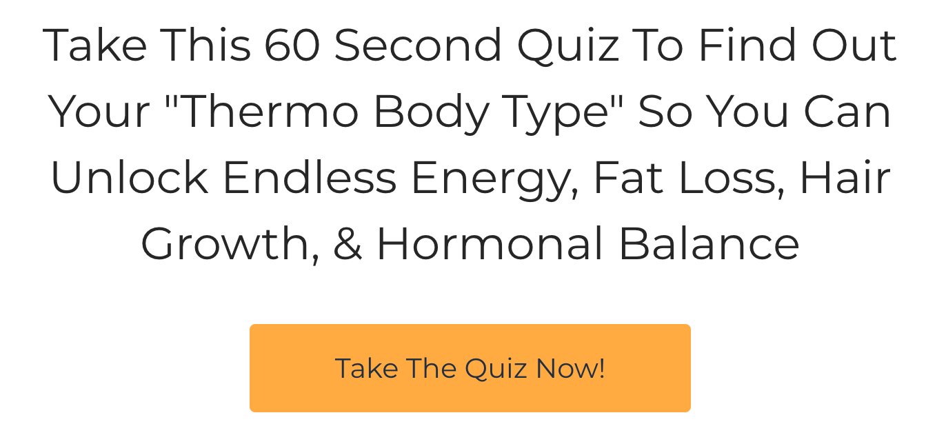 Thermo Diet Body Type Quiz