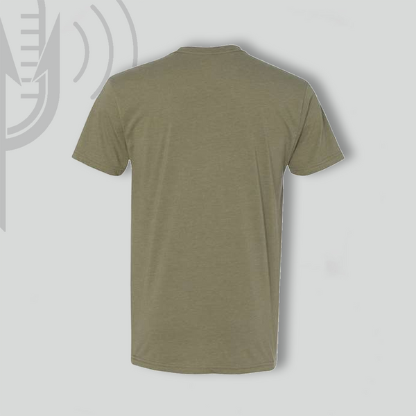 Mike Drop Men's T-Shirt - Olive Green