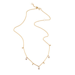 Diamond Petite Layer Necklace