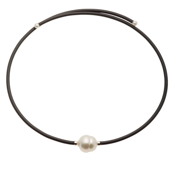 White South Sea Cultured Pearl Necklace