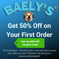 50% Off Coupon Baelys.com