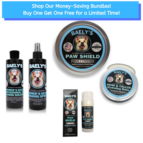 Baely's Paw Shield Money-Saving Bundles