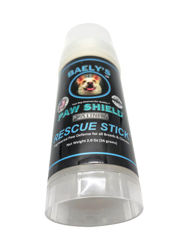 Baely's Paw Shield Rescue Stick - Easy to Apply - The Best Paw Balm for all Conditions
