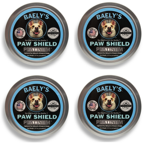 Baely's Paw Shield 4 Pack